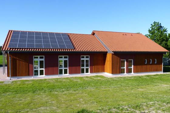 Referenzanlagen - Öffentliche Gebäude