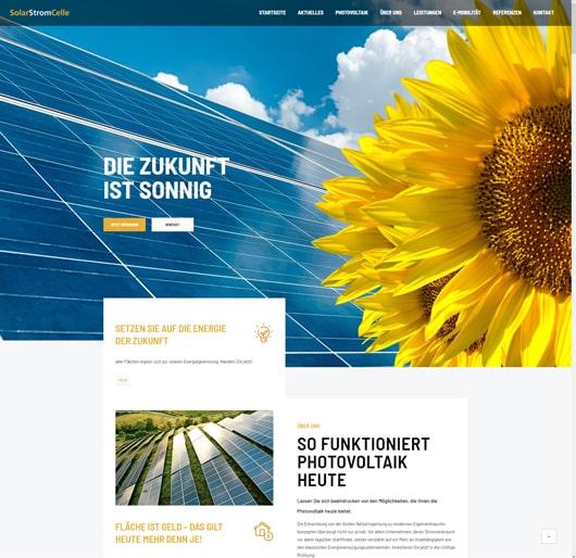 Neue Website 2020
