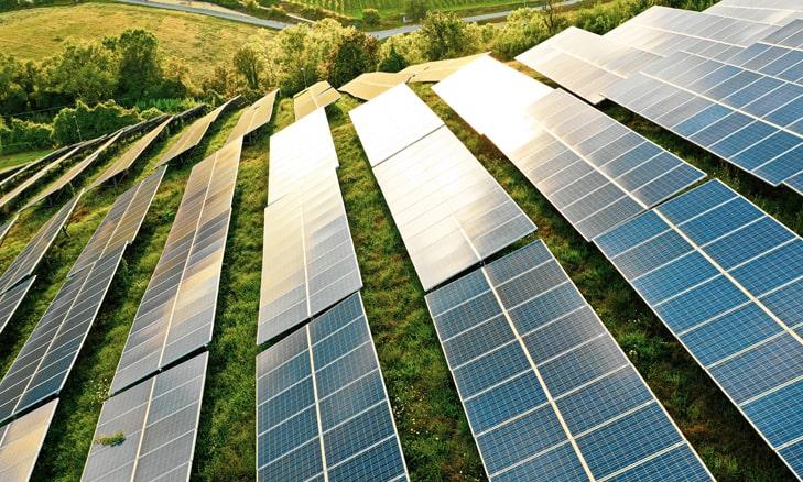 Photovoltaikanlage in Lüchow